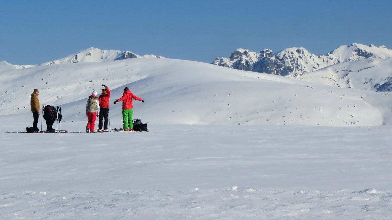 Ски туринг Картала