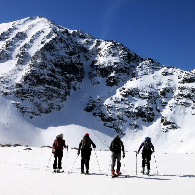 Застраховка за ски туринг