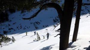 ски туринг Даутов връх