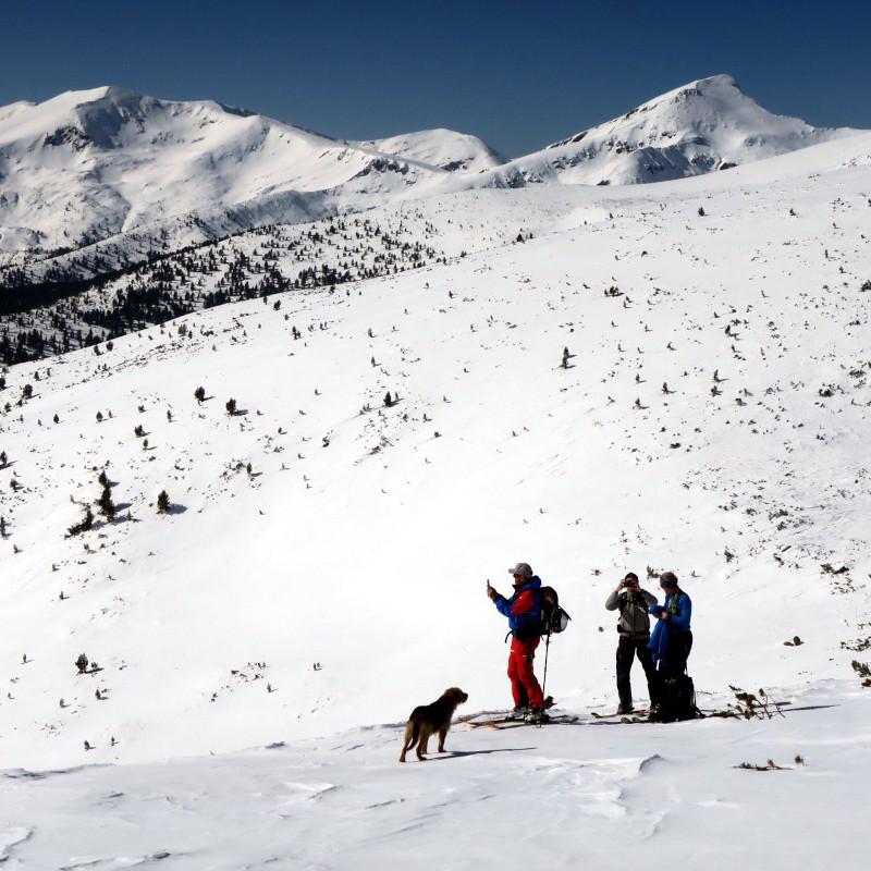 Ски туринг Семково