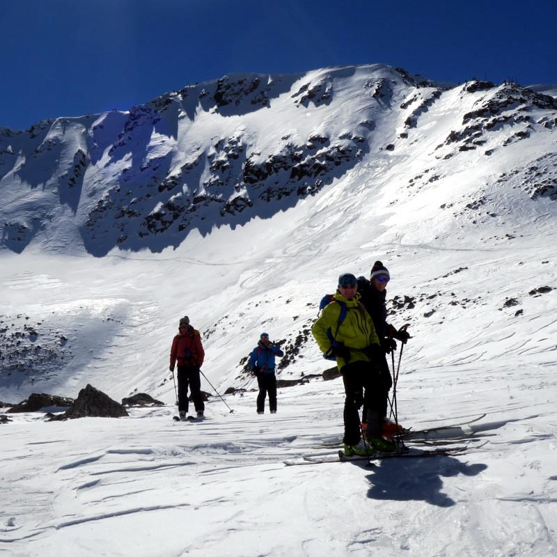 Ски туринг до Мусала