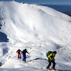 Ски туринг до Даутов връх