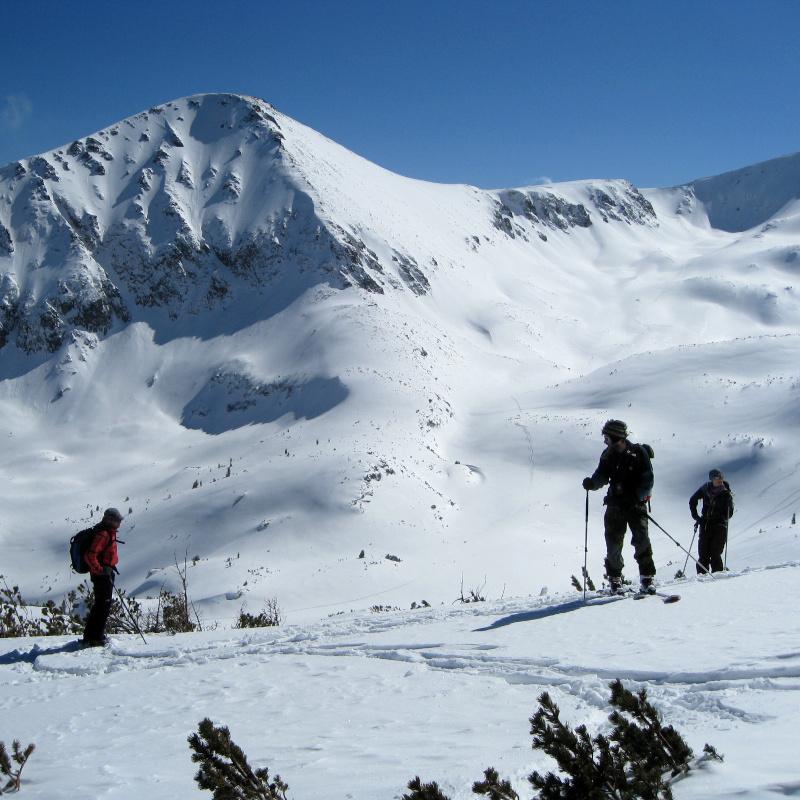 Ски туринг до Дисилица