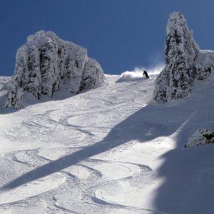 Ски туринг Безименен връх
