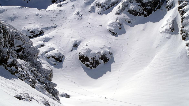 Ски туринг в долината на Мальовица