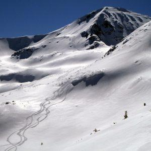 Ски туринг до Полежан