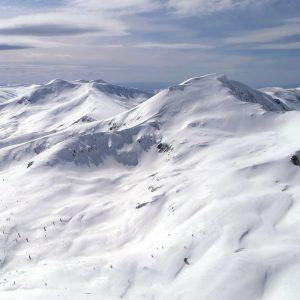Ски туринг до Аладжа слап
