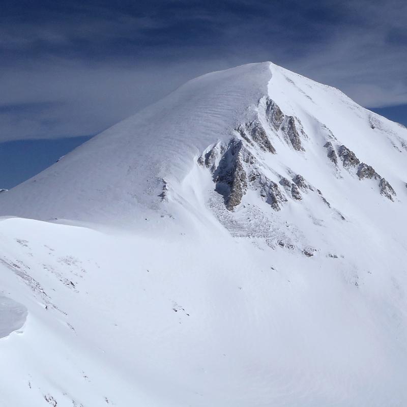 ски туринг до Вихрен